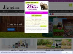 Ferret.com screenshot