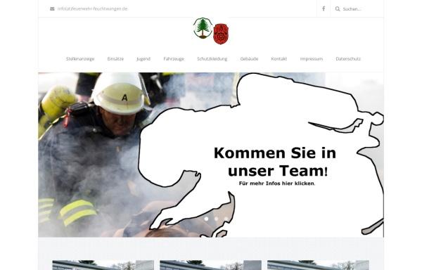Vorschau von www.feuerwehr-feuchtwangen.de, FFW Feuchtwangen