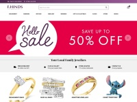 Take 16% Off, ArFacemask Coupon Code @ F.Hinds Jewellers