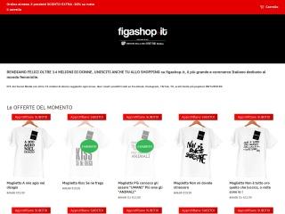 screenshot figashop.it