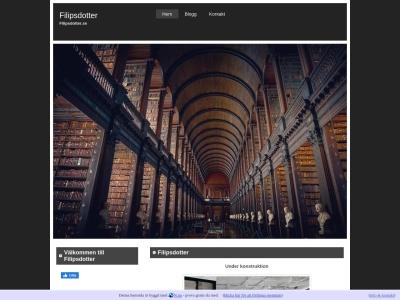 www.filipsdotter.se