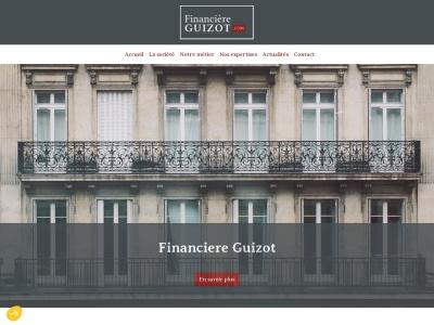 Gestion de patrimoine à Paris & Lille - Financière Guizot