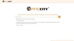 www.findcity.de Vorschau, FindCity