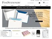 FineStationery.com coupon code
