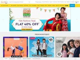 Online store FirstCry.com