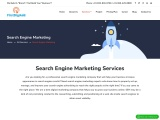 Get Rank your business on Google with Search Engine Marketing Services.