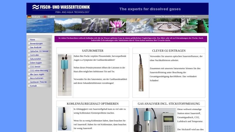 www.fischundwasser.de Vorschau, Rappl Fisch- und Wassertechnik