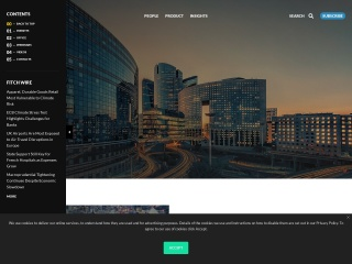 Capture d'écran pour fitchratings.fr