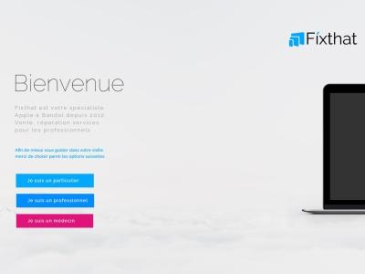 FixThat.fr - Réparation d'iPhone