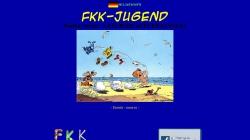 www.fkk-jugend.com Vorschau, FKK-Jugend.com