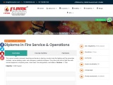Diploma in fire service operations – Flame Institute Vasai