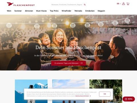Flaschenpost Services AG