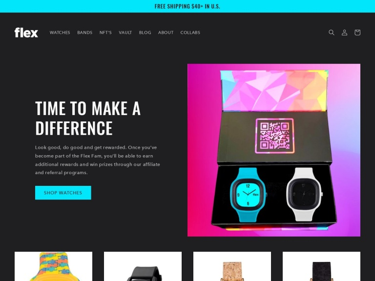 Flex Watches Coupon Codes & Promo codes