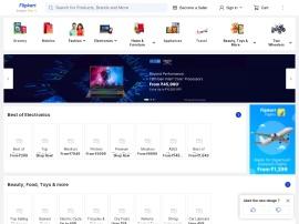 Online store Flipkart