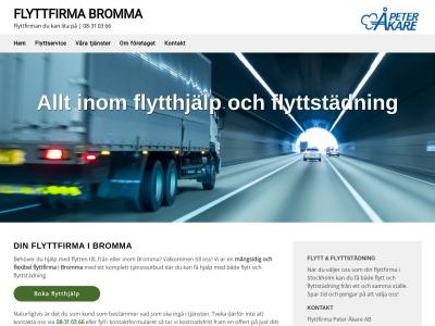 flyttfirmabromma.se