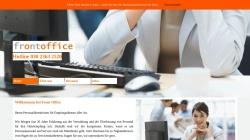 www.fo-personal.de Vorschau, Front Office GmbH