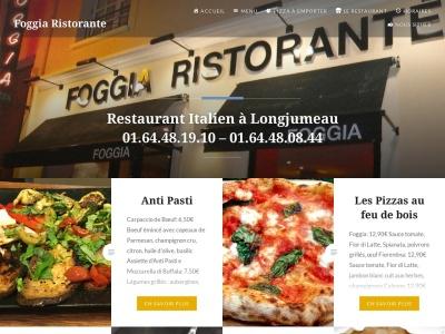 Restaurant Italien à Longjumeau