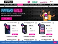 Fonehouse Coupon Codes & Discounts