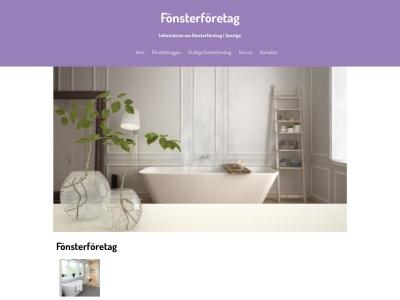 www.fonsterforetag.n.nu