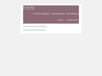 www.fontanorgasm.nu