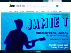 Foodies Seetickets coupon codes April 2018