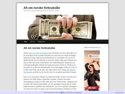 www.forbrukslan.n.nu