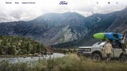 www.ford.com Vorschau, Ford Motor Company