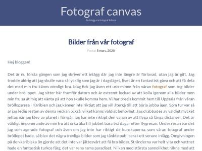 fotografcanvas.se