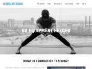 Foundation Training Coupon
