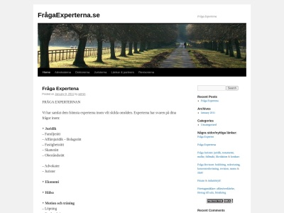 fragaexperterna.se
