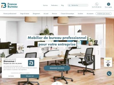 France Bureau : Mobilier de bureau professionnel