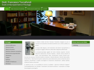 screenshot francescotoccafondi.it