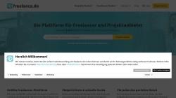 www.freelance.de Vorschau, Freelance.de