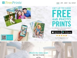 Freeprintsapp coupon codes October 2018