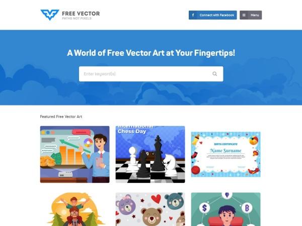 FREE VECTOR 【海外ベクター検索サイト】