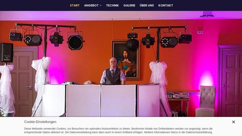 www.fridolins-disco.de Vorschau, Fridolins Disco