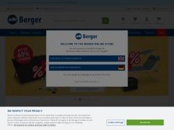 Fritz Berger - Camping und Freizeit Promo Codes 2018