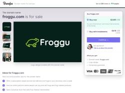 Froggu coupon codes March 2019