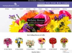 From You Flowers screenshot