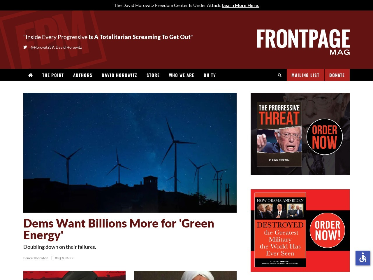 The Left Engineers Another Housing Crisis | Frontpage Mag
