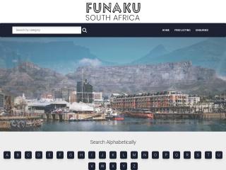Screenshot for funaku.co.za