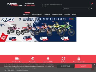 DB Motors - Pièces détachées moto pit bikes
