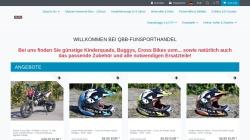 www.funsporthandel.de Vorschau, QBB-Funsporthandel - Quad - Buggy & Bikes von Karl-Heinz Schupp