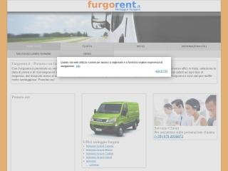 screenshot furgorent.it