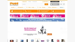 www.fust.ch Vorschau, Dipl. Ing. Fust AG