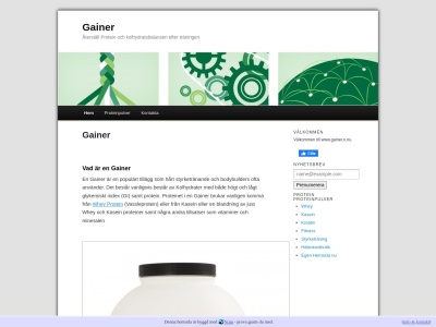 www.gainer.n.nu