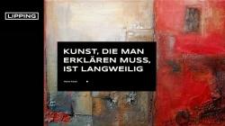 www.galerie-sergej-lipping.de Vorschau, Galerie Sergej Lipping
