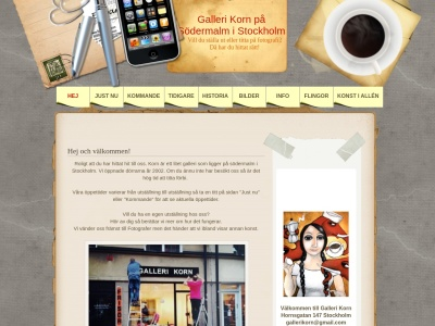 www.gallerikorn.se