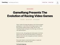 GameRang Coupons & Promo Codes