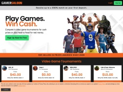 Gamersaloon coupon codes December 2018